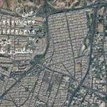 روش انجام تفسیر عکس هوایی با توجه به نقشه یو تی ام