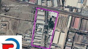 انجام تفسیر عکس های هوایی و جانمایی اسناد ملکی